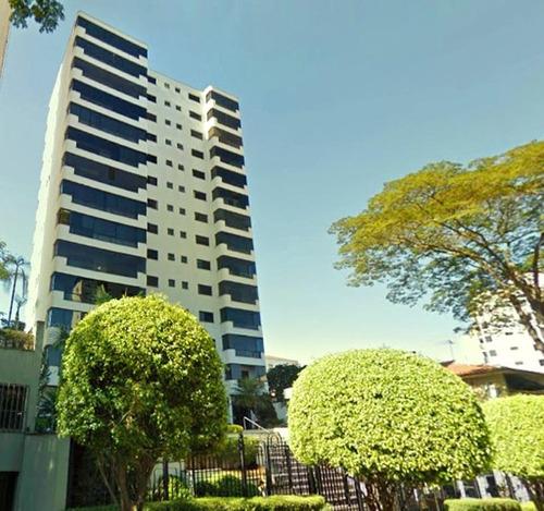Imagem 1 de 30 de Apartamento Residencial Alto Padrão À Venda, Moema, São Paulo. - Ap4264