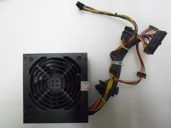 Fonte Atx 24pinos Sata Real C3 Tech Model Puf-400s Pci-e
