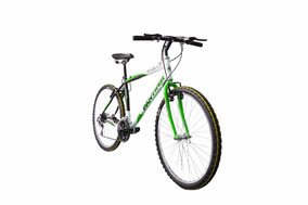 Bicicleta Montaña Black Panther Bravia 18vel Rod 26 Hot Sale