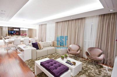 Apartamento À Venda, 155 M² Por R$ 1.100.000 - Parque Dos Príncipes - São Paulo/sp - Ap20529. - Ap20529
