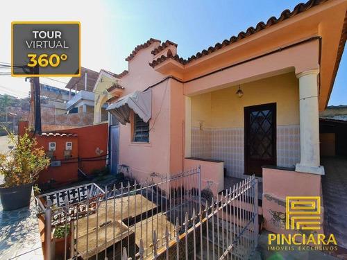 Imagem 1 de 24 de Casa Com 4 Dormitórios À Venda, 109 M² Por R$ 249.000,00 - Barreto - São Gonçalo/rj - Ca0069