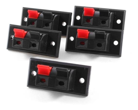 Conector Para Parlantes 2 Unidades