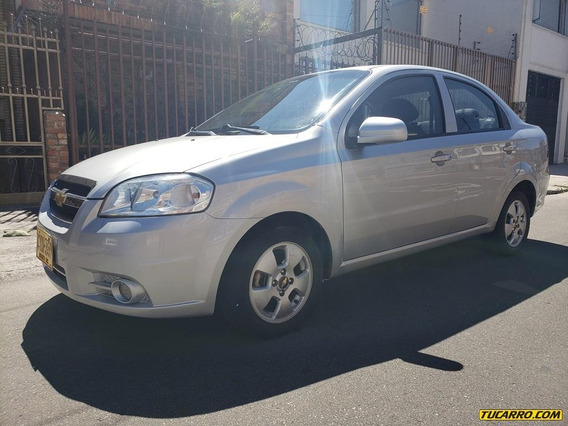 Chevrolet Aveo Emotion Aa 1.6
