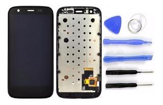 Display Touch Screen Motorola Moto G1 Xt1032 Xt1033 +audio