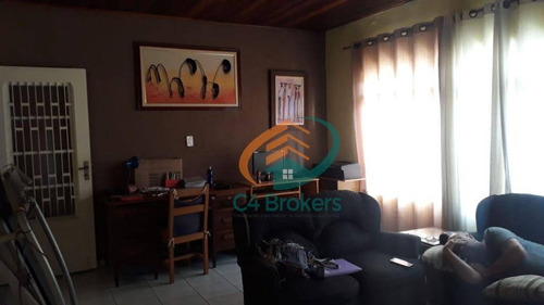Imagem 1 de 18 de Casa Com 2 Dormitórios À Venda, 128 M² Por R$ 450.000,00 - Jardim Modelo - São Paulo/sp - Ca0228