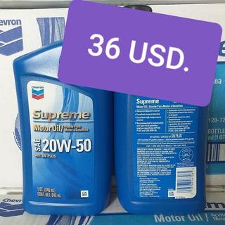 Aceite Mineral / 10w40 / 15w40 / 20w50 Api Sn