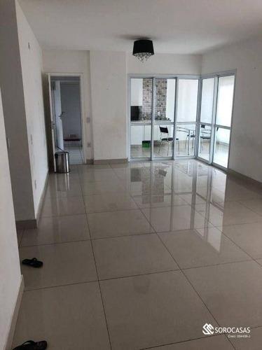 Imagem 1 de 23 de Apartamento À Venda, 164 M² Por R$ 1.280.000,00 - Condomínio Infinita Campolim - Sorocaba/sp - Ap0817