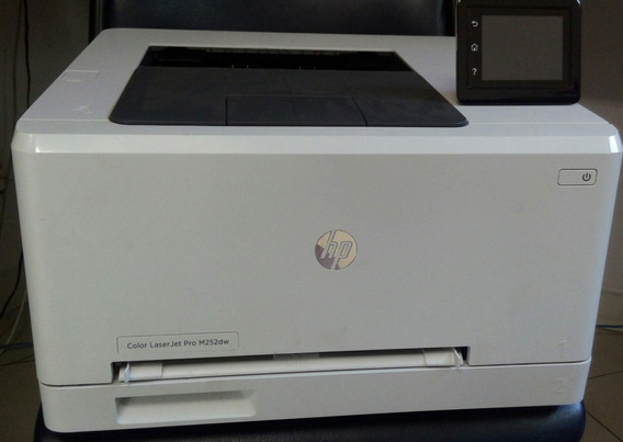 Impressora Hp Color Laserjet Pro M252dw Preço Muito Baixo!
