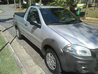 Fiat Strada Hard Working 1.4 Flex 2108