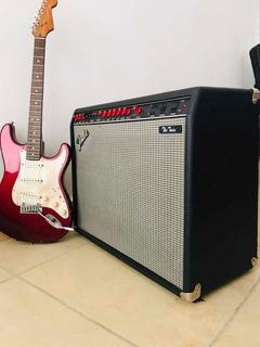 Amplificador Fender The Twin Reverb -evil Twin 80s Valvular
