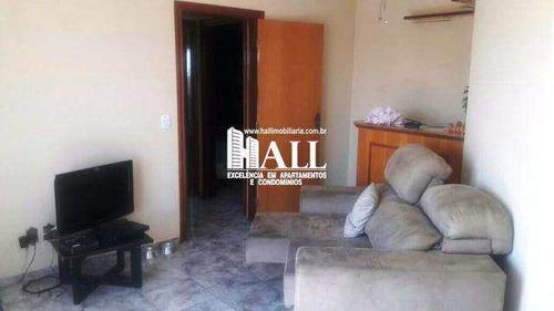 Apartamento Com 2 Dorms, Cidade Nova, São José Do Rio Preto - R$ 198.000,00, 80m² - Codigo: 3735 - V3735