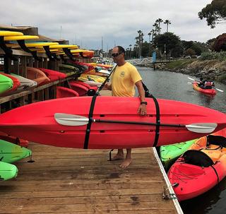 Correa Porta Kayak, Tabla Stand Up, Canoa