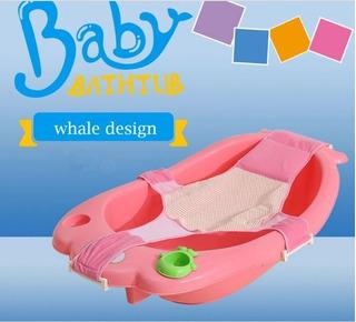 Malla Hamaca Para Tina Bañeras De Bebé