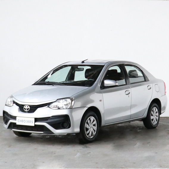 Toyota Etios 1.5 Sedan Xs Mt - 37590 - C