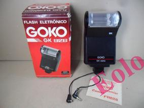 Flash Frata Goko Gk926 Na Caixa * Funcionando Ok #