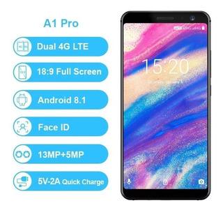 Smartphone Umidigi A1 Pro Dual 4g 3gb Ram 16gb Rom Prata
