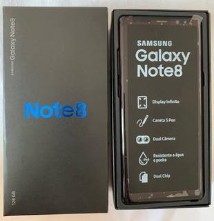 Samsung Galaxy Note 8 128gb - Super Novo!