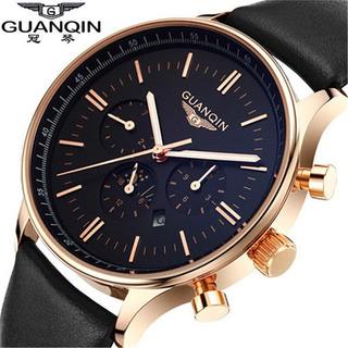 Reloj Deluxe Quarzo Para Hombre