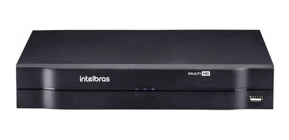 Dvr Intelbras Mhdx 1104 P/ Monitoramento Cftv Via Smartphone