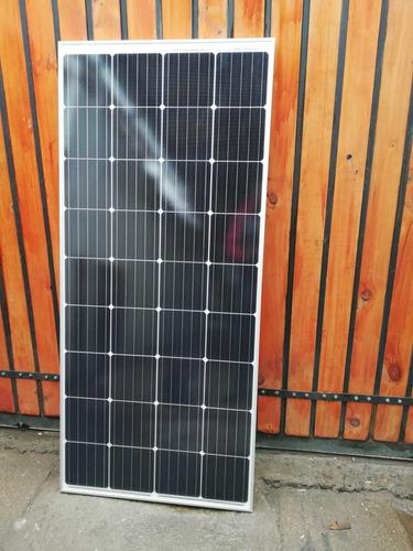 Panel Solar 150 Watt Monocristalino 12 Volt