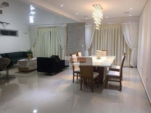 Imagem 1 de 20 de Casa Com 4 Dormitórios À Venda, 496 M² Por R$ 3.900.000,00 - Parque Terra Nova Ii - São Bernardo Do Campo/sp - Ca1126