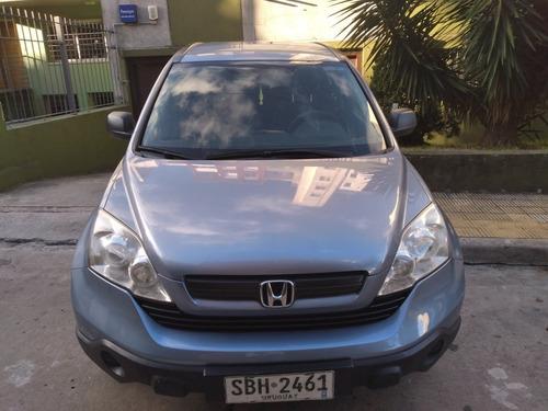 Honda Cr-v 2009 2.4 Lx At 2wd (mexico)