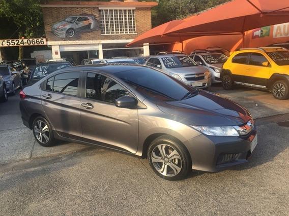 Honda City Fit Lx 1.5 Flex 4p Automatico