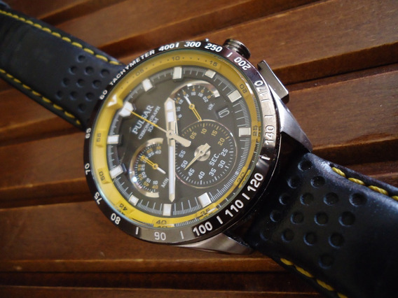 Relógio Cronógrafo Pulsar Original Impecável Top Importado