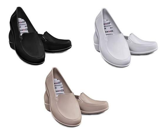 Sapato Social Antiderrapante Feminino - Sitck Shoe Original