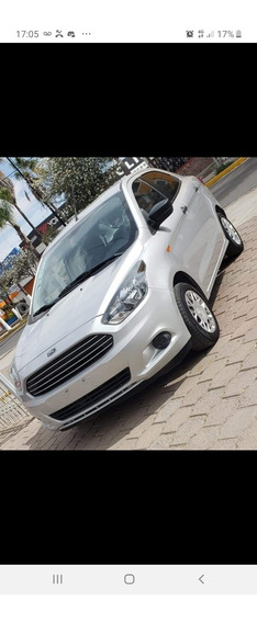 Ford Figo 1.5 Impulse Aa Sedan Mt 2017