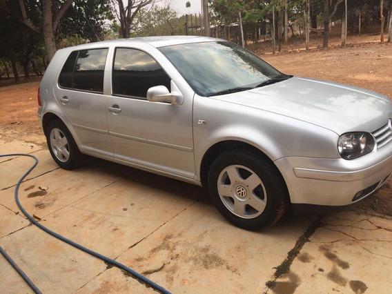 Volkswagen Golf 2.0 2002 Prata