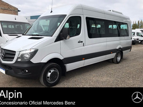 Mercedes Benz Sprinter 2.1 515 Combi 4325 150cv 19+1 - 04