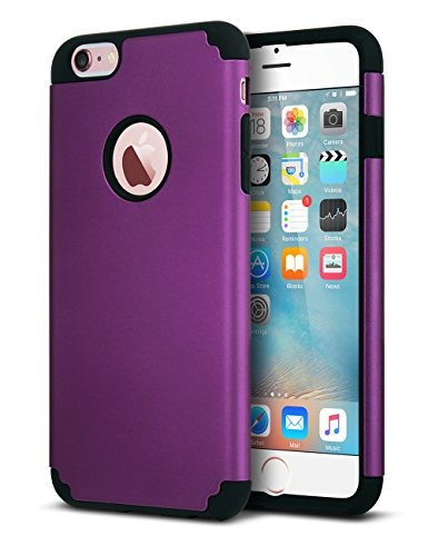 9f62a696916 Funda iPhone 6 Plus, Funda iPhone 6s Plus, Funda Protectora - $ 828.58 en  Mercado Libre