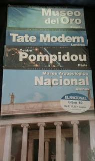 Libros Arte Colección Museos Del Mundo. Diario El Nacional.