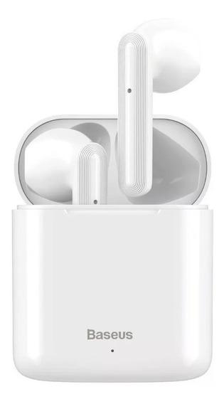 Fone De Ouvido Bluetooth Baseus Earphones W09 Encok Wireless