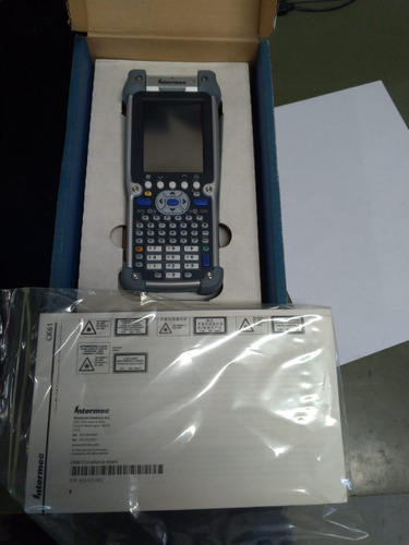 Coletor Intermec Ck60 Mobile  Barcode Scanner Win 5.0
