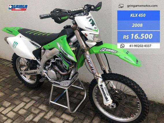 Klx 450 R 2008