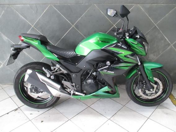 Kawasaki Z300 Abs Verde 2016