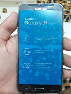 Smartphone J7 Metal