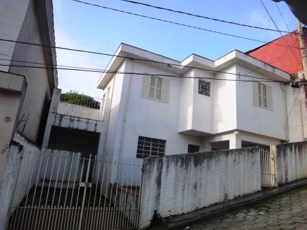 Sobrado Na Vila Mangalot Na Travessa Engenheiro Erich - 7805