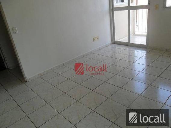 Apartamento Com 1 Dormitório Para Alugar, 50 M² Por R$ 650,00/mês - Vila Imperial - São José Do Rio Preto/sp - Ap1396