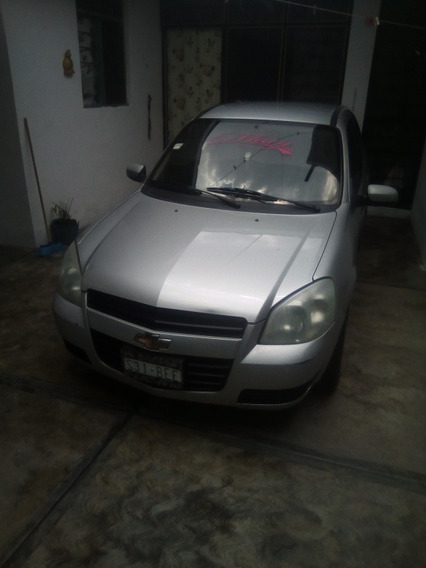 Chevrolet Chevy 1.6 3p Paq C Mt 2010