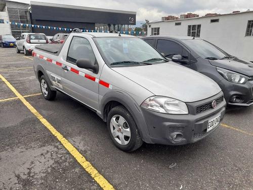Fiat Strada Working 1.4 Pick-up Aa Mt Mod 2018