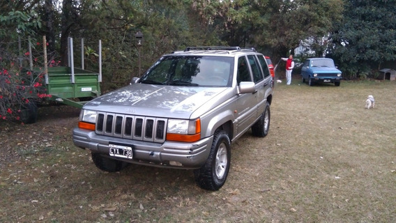 Jeep Grand Cherokee 5.2 V8 Limited Tc 1999