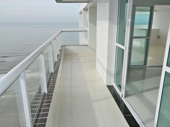Cobertura Com 4 Dorms, Centro, Mongaguá - R$ 1.700.000,00, 206m² - Codigo: 286670 - V286670