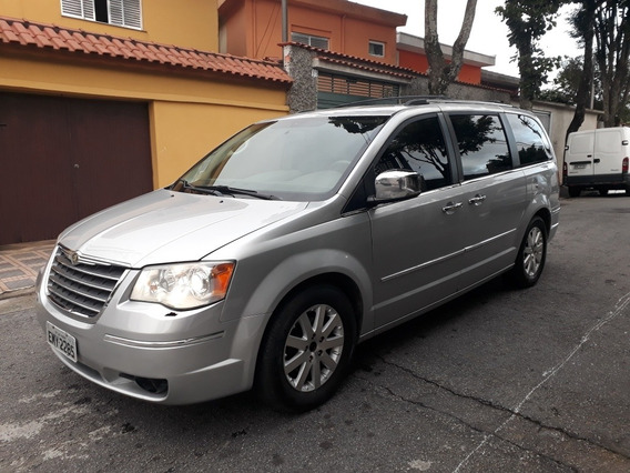Chrysler Town & Country Limited R$ 41.500,00