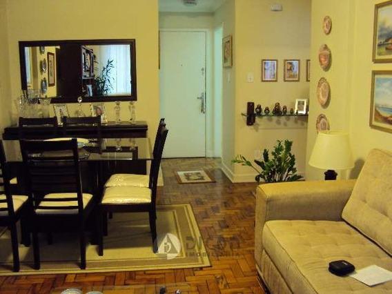 Apartamento Á Venda 1 Dormitório São Paulo S/ P - 408-1