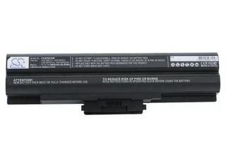 Batería P/ Sony Vgp-bps21, Vgn-aw41jf, 6 Celdas 4400mah