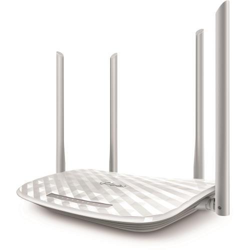 Roteador Wireless Tplink Archer C50v2 1200mbps 4a Branco