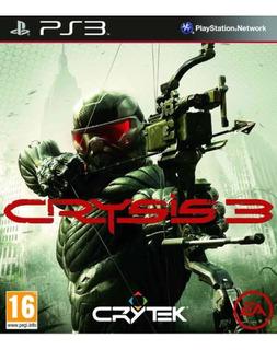 Crysis 3 Para Playstation 3